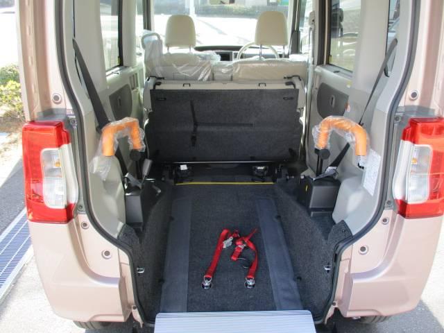 ダイハツ タント スローパーL 車いす移動車