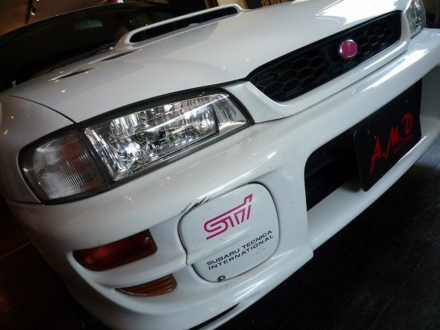 スバル インプレッサスポーツワゴン WRX STi 風 17インチAW