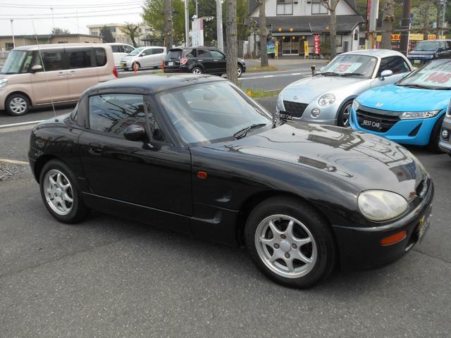 「スズキ」「カプチーノ」「オープンカー」「千葉県」の中古車26