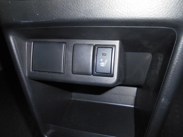 運転席 シートヒーター