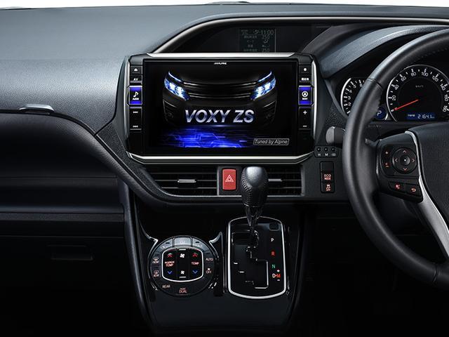 トヨタ ヴォクシー ZS 両側パワースライド LEDヘッドランプ 後期モデル