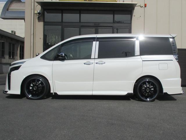 ZS 煌 M'z 新車コンプリート エアロ 車高調 19AW(3枚目)