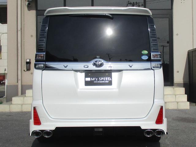 ZS 煌 M'z 新車コンプリート エアロ 車高調 19AW(7枚目)