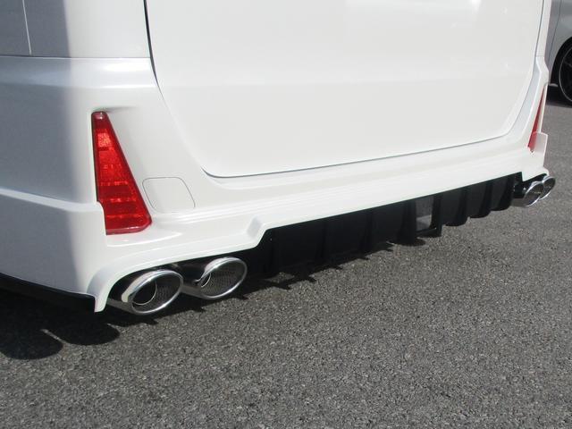 ZS 煌 M'z 新車コンプリート エアロ 車高調 19AW(10枚目)