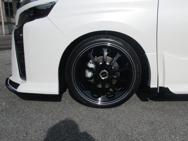 ZS 煌 M'z 新車コンプリート エアロ 車高調 19AW(11枚目)