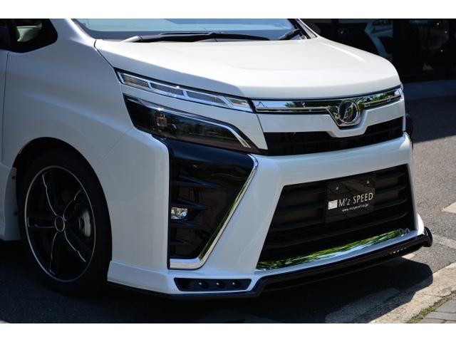 ZS 煌 新車コンプリート エアロ ローダウン 18インチ(6枚目)