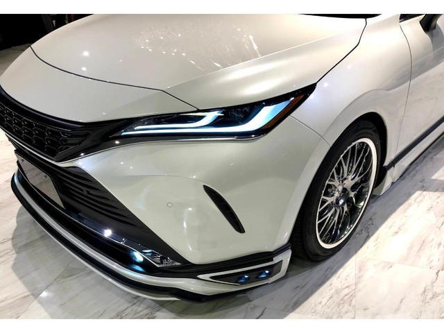 G Mzコンプリート 20インチAW フロントサイドリア フルエアロ装備 4本だしマフラー 車高調 デジタルインナーミラー プロジェクター式LEDヘッドライト パワーバックドア 電動パーキングブレーキ(5枚目)