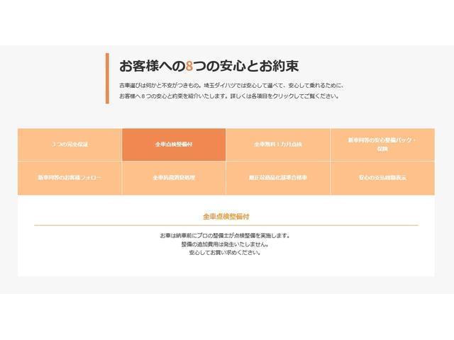 GターボリミテッドSAIII ナビ・パノラマモニター(44枚目)