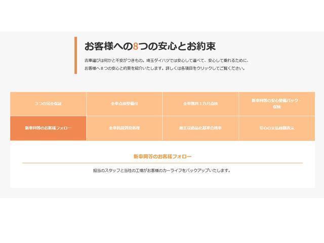 GターボリミテッドSAIII ナビ・パノラマモニター(47枚目)