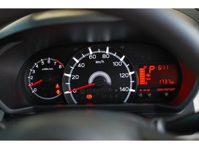 新車をご検討の方にもオススメ出来る走行距離と状態です。届出済未使用車よりもさらにお得なデモカーUP車をご検討下さいっ