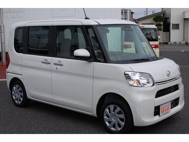 「ダイハツ」「タント」「コンパクトカー」「埼玉県」の中古車10