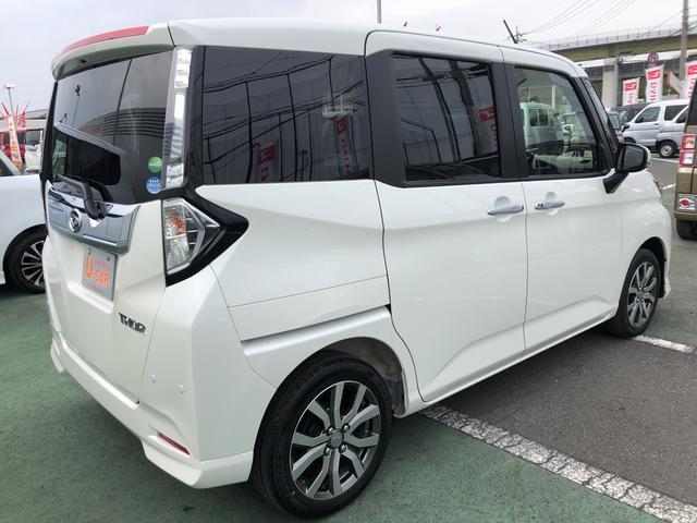 「ダイハツ」「トール」「ミニバン・ワンボックス」「埼玉県」の中古車6