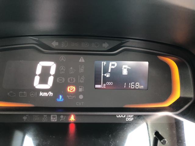 走行少ない1168km