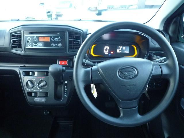 ダイハツ ミライース L SAIII デモカー使用車 キーレス CDステレオ裝備