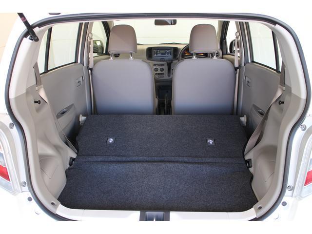 ダイハツ ミライース L SA キーレス エコアイドル 新車保証継承付き