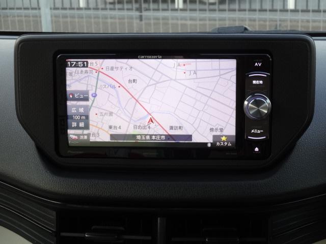 ダイハツ ムーヴ L SAII デモカー使用車 キーレス エコアイドル