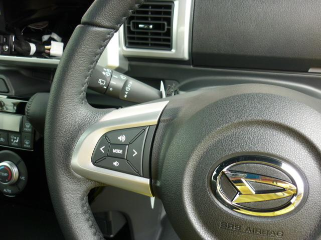 ダイハツ ウェイク Gターボ レジャーエディションSAII 届出済未使用車