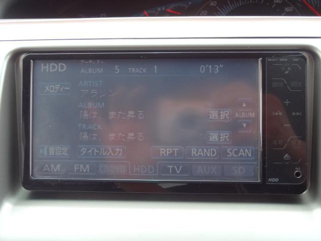 アエラス ナビ 両側電動扉 Bカメラ フリップダウン ETC(12枚目)