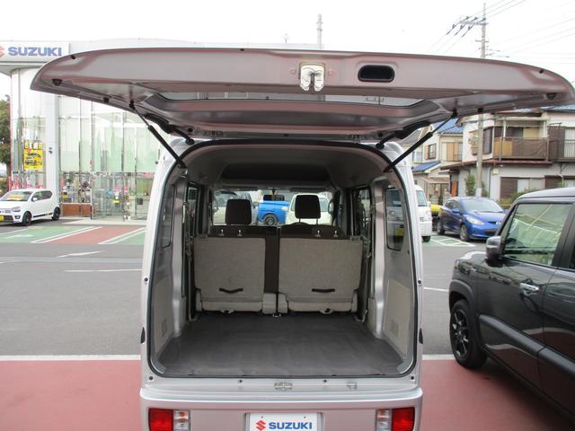大きな開口部で、荷物の積み下ろしがラクに出来ます♪