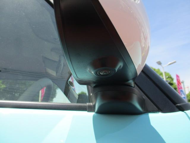 X 3型 衝突被害軽減ブレーキ 全方位モニター用カメラPKG(12枚目)