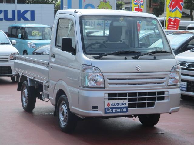 KCエアコンパワステ 4型 パートタイム4WD フロア5MT(3枚目)