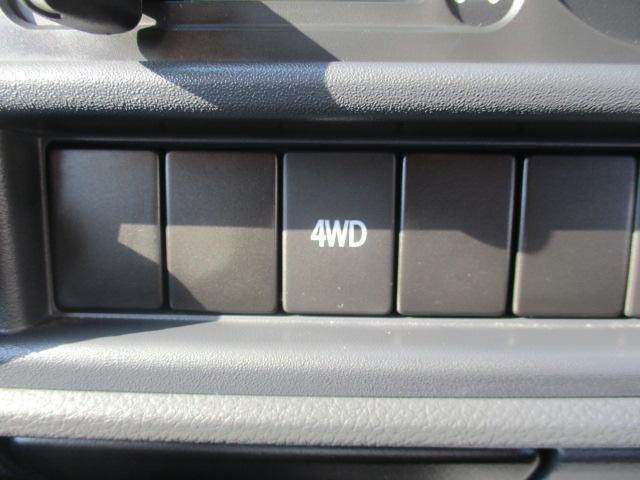KCエアコンパワステ 4型 パートタイム4WD フロア5MT(13枚目)
