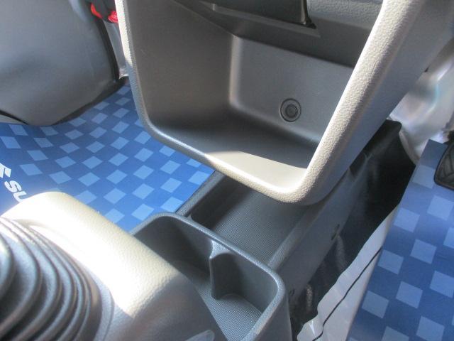 KCエアコンパワステ 4型 パートタイム4WD フロア5MT(14枚目)
