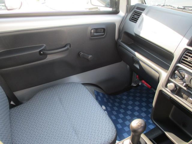 KCエアコンパワステ 4型 パートタイム4WD フロア5MT(16枚目)