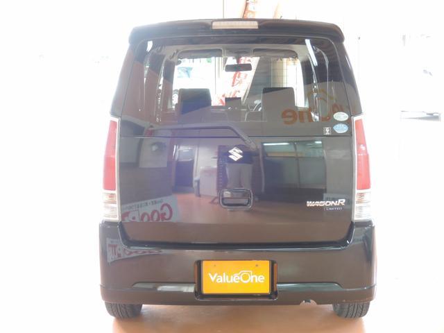 スズキ ワゴンR FT-Sリミテッド 1年保証 ポータブルナビ CD MD
