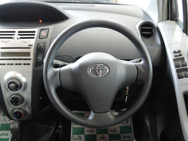 トヨタ ヴィッツ F 1年保証 キーレス ETC CD 15アルミ