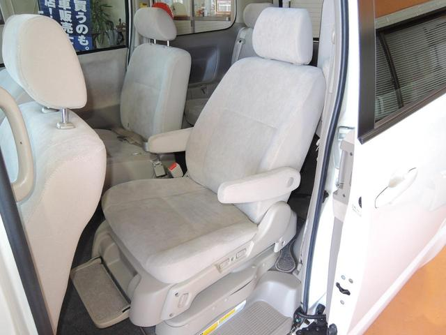 ウェルキャブ 全自動サイドリフトアップシート 車いす固定装置(10枚目)
