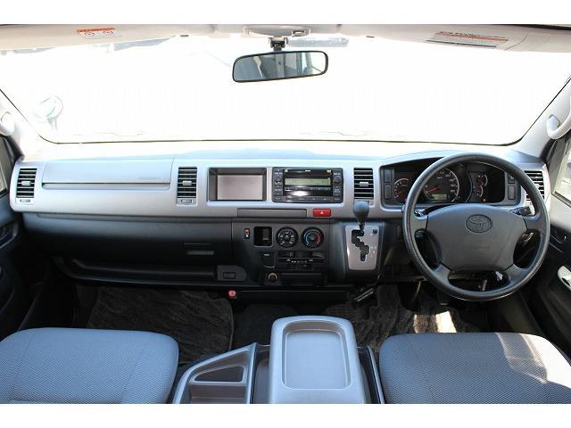 トヨタ レジアスエースバン ナッツRV ペア 4WD FFヒーター