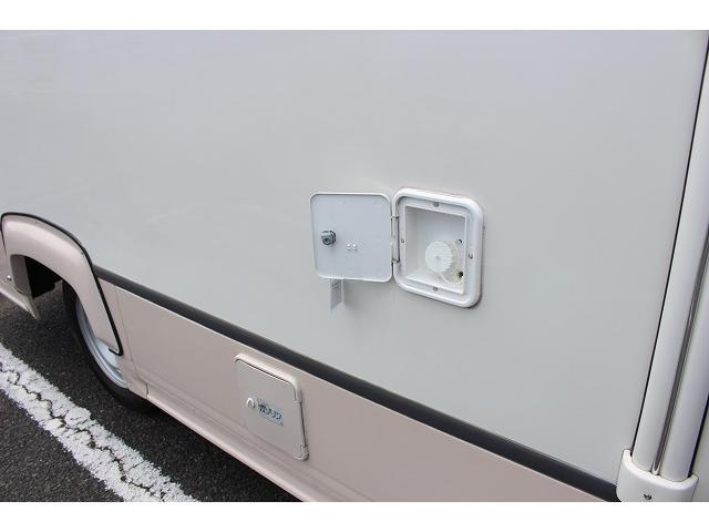 キャンピングカー ナッツRV ミラージュ 1500Wインバーター シンク コンロ 架装部TV 走行中リアヒータークーラー 走行充電 ツインサブ ルーフベント 走行充電 外部充電 7名乗車6名就寝(58枚目)