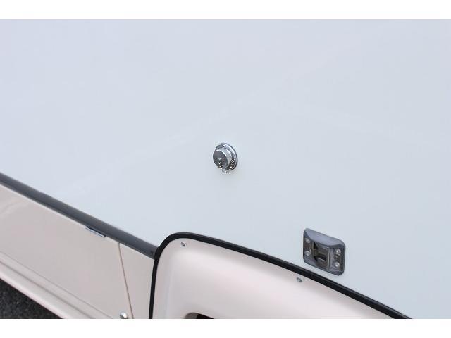 キャンピングカー ナッツRV ミラージュ 1500Wインバーター シンク コンロ 架装部TV 走行中リアヒータークーラー 走行充電 ツインサブ ルーフベント 走行充電 外部充電 7名乗車6名就寝(66枚目)
