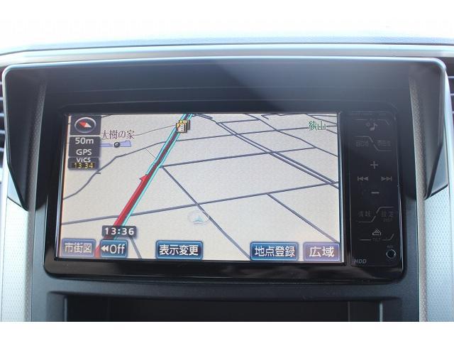 トヨタ アルファード 240X サイドリフトアップシート装着車 HDDナビBカメラ