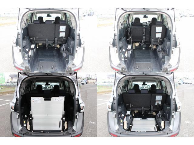 1.5Gウェルキャブ 車いす仕様車III セーフティセンス(9枚目)