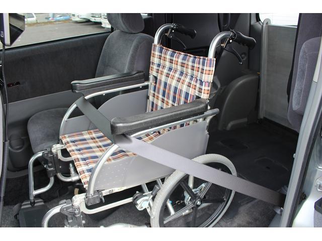 ウェルキャブ スローパー 車椅子1基(5枚目)