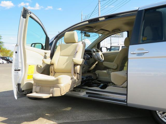 L ウェルキャブ助手席リフトアップシート車 パノラマタイプA(63枚目)