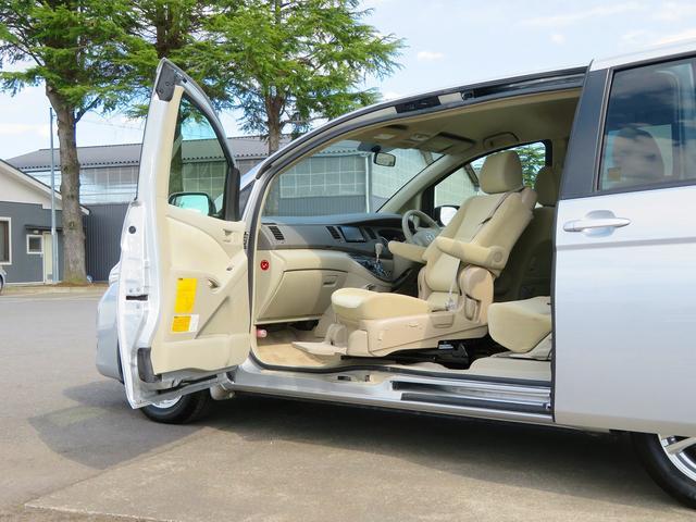 L ウェルキャブ助手席リフトアップシート車 パノラマタイプA(76枚目)