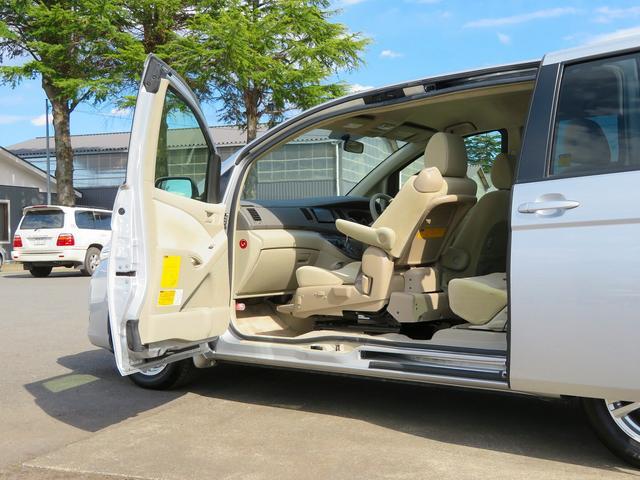 L ウェルキャブ助手席リフトアップシート車 パノラマタイプA(77枚目)