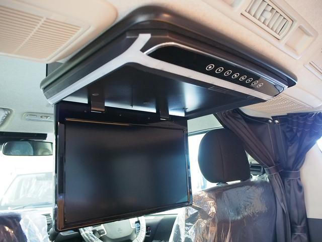 キャンピング FOCS エスパシオes展示新車 FFヒーター トヨタセーフティーセンス FFヒーター 15インチフリップダウンモニター スマートキー ナビ バックカメラ 400Wインバーター(7枚目)