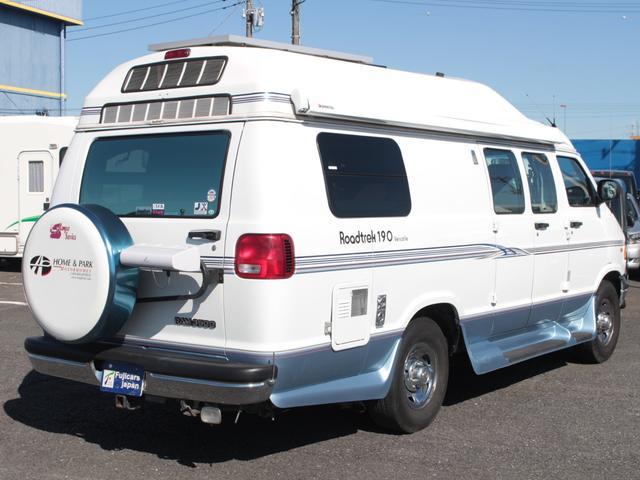 車両サイズは、長さ599cm 幅210cm 高さ247cm!