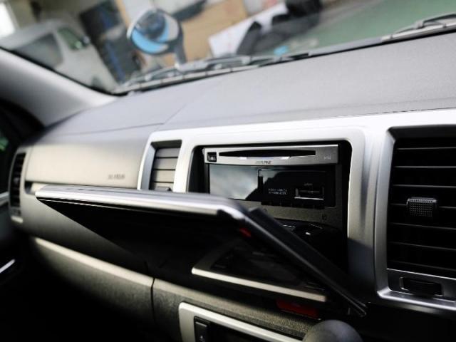 トヨタ ハイエースバン 2.0 スーパーGL ロング ガンバスタイル