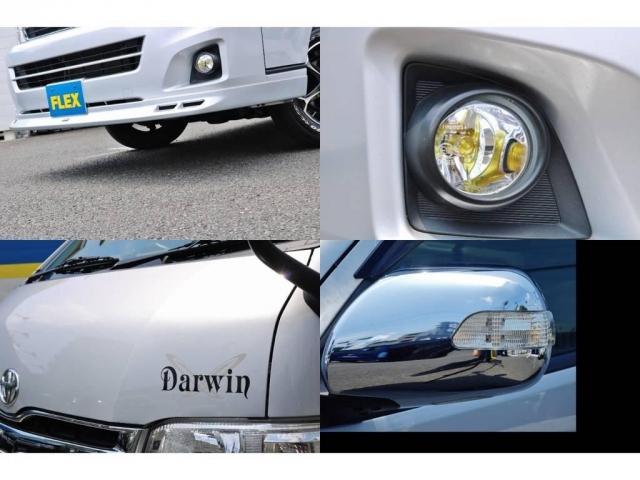 トヨタ ハイエースバン 2.7 DX ワイド スーパーロング ハイルーフ GLパッケ