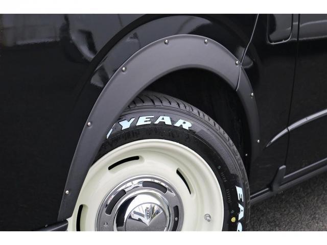 GL パーキングサポート タフアクィブパッケージ ナビ ETC パノラマ連動 フリップダウン シートカバー オーバーフェンダー アルミ タイヤ テールランプ LEDヘッドライト パワースライド(5枚目)