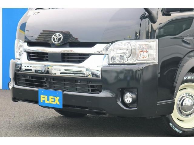 GL パーキングサポート タフアクィブパッケージ ナビ ETC パノラマ連動 フリップダウン シートカバー オーバーフェンダー アルミ タイヤ テールランプ LEDヘッドライト パワースライド(11枚目)