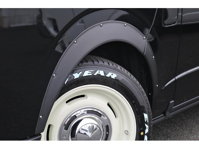 GL パーキングサポート タフアクィブパッケージ ナビ ETC パノラマ連動 フリップダウン シートカバー オーバーフェンダー アルミ タイヤ テールランプ LEDヘッドライト パワースライド(25枚目)