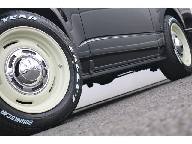 GL パーキングサポート タフアクィブパッケージ ナビ ETC パノラマ連動 フリップダウン シートカバー オーバーフェンダー アルミ タイヤ テールランプ LEDヘッドライト パワースライド(26枚目)