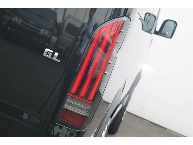GL パーキングサポート タフアクィブパッケージ ナビ ETC パノラマ連動 フリップダウン シートカバー オーバーフェンダー アルミ タイヤ テールランプ LEDヘッドライト パワースライド(40枚目)