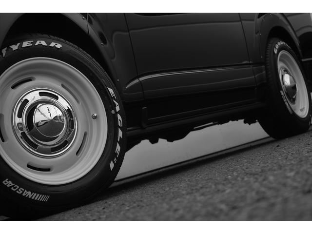 GL パーキングサポート タフアクィブパッケージ ナビ ETC パノラマ連動 フリップダウン シートカバー オーバーフェンダー アルミ タイヤ テールランプ LEDヘッドライト パワースライド(46枚目)